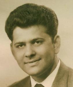 The Late Cawas Jehangirji Bardoliwalla BEng,DIC