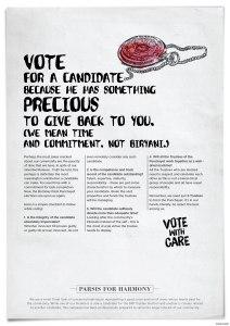 vote precious