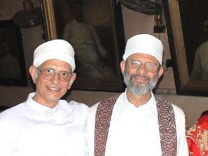 Dasturji with Dastur Soli Dastoor